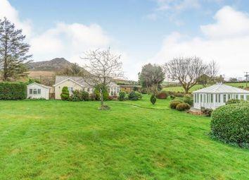 Thumbnail 4 bedroom bungalow for sale in Dinas, Pwllheli, Gwynedd, .