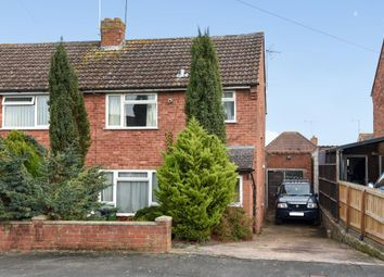 Thumbnail 3 bed semi-detached house for sale in Leominster, Herefordhsire