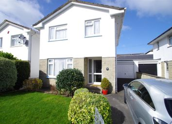 Thumbnail 3 bed detached house for sale in Fortescue Close, Braunton