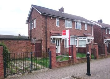 Thumbnail 2 bed semi-detached house to rent in Pateley Moor Crescent, Darlington