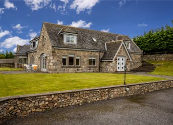 Thumbnail 4 bed detached house for sale in Townhead Lodge, Ardoe, Aberdeen