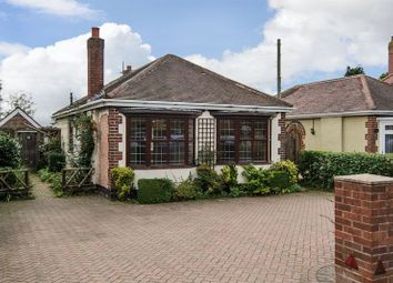 Thumbnail 3 bed detached bungalow for sale in Bridge Cross Road, Chase Terrace, Burntwood