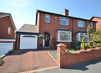 Thumbnail 3 bed semi-detached house for sale in Froom Street, Chorley