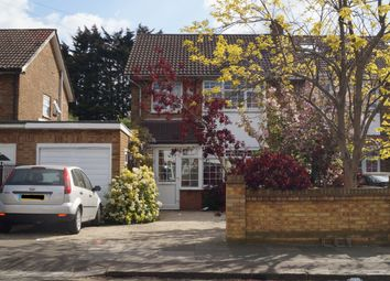 Thumbnail 4 bedroom semi-detached house for sale in Avenue Terrace, Newbury Park, Ilford
