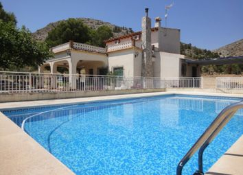 Thumbnail 4 bed cottage for sale in 03680 Aspe, Alicante, Spain
