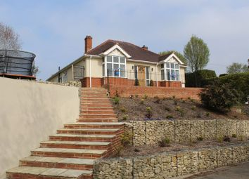 Thumbnail 4 bed detached bungalow for sale in Green Lane, Churchdown, Gloucester