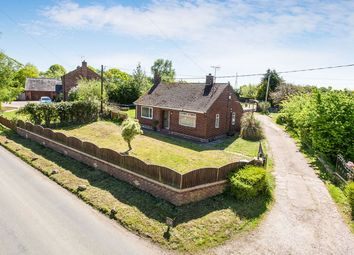 Thumbnail 3 bed bungalow for sale in Brookside Farm Cogshall Lane, Comberbach, Northwich