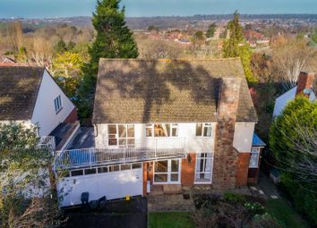 Thumbnail 6 bed detached house for sale in Church Road, Stoke Bishop, Bristol