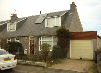 Thumbnail 2 bed semi-detached house to rent in Bright Street, Aberdeen City