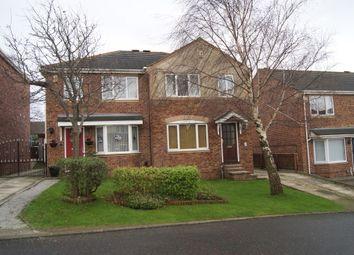 Thumbnail 3 bed semi-detached house to rent in Ashleigh Gardens, Ossett