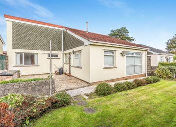 Thumbnail 3 bed detached bungalow for sale in Glebeland Close, Coychurch, Bridgend