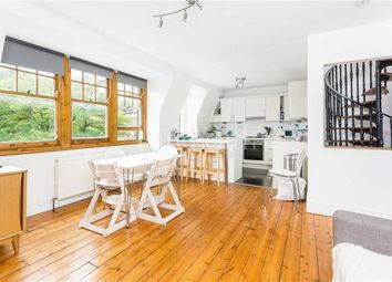 Thumbnail 3 bed flat to rent in Glenilla Road, Belsize Park, London
