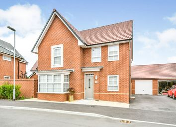Thumbnail 4 bed detached house for sale in Gilhespy Way, Westbury