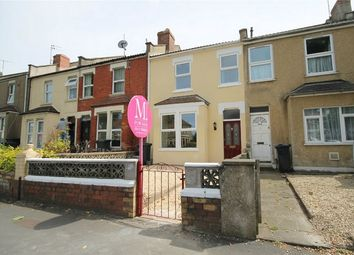 Thumbnail 3 bed terraced house for sale in Fishponds Road, Eastville, Bristol
