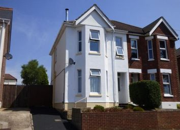 Thumbnail 3 bed semi-detached house for sale in Winton, Bournemouth, Dorset