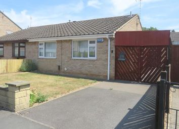 Thumbnail 2 bed bungalow for sale in Moorside Crescent, Sinfin, Derby, Derbyshire