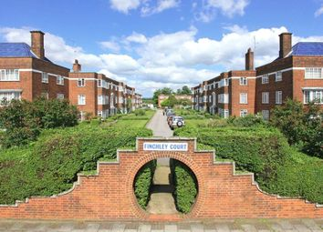 Thumbnail 2 bed flat to rent in Finchley Court, Finchley, London