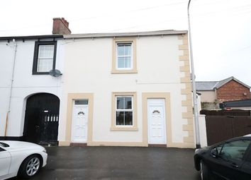 Thumbnail 3 bed terraced house for sale in Swan Street, Longtown, Carlisle, Cumbria