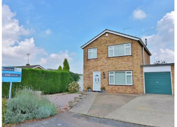 Thumbnail 3 bed detached house for sale in Northgate, Whittlesey, Peterborough