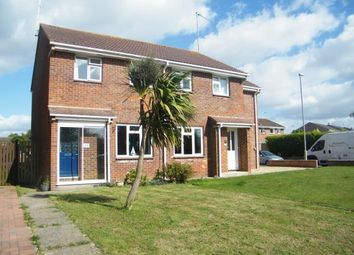 Thumbnail 2 bed semi-detached house for sale in Upton, Poole, Dorset