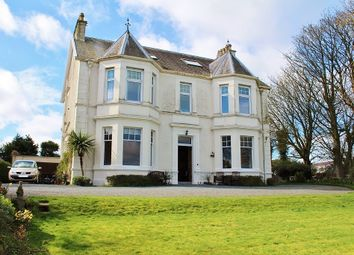 Thumbnail 3 bed flat for sale in Lochend Villa (Lower Conversion), Sheuchan Street, Stranraer