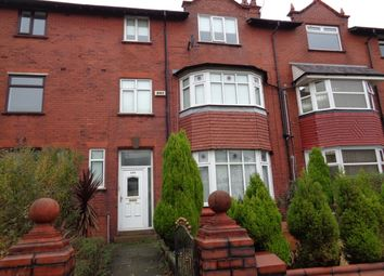 Thumbnail 5 bed terraced house for sale in Bury Old Road, Prestwich