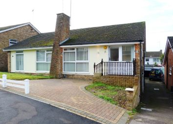 Thumbnail 2 bed bungalow for sale in Valley Fields Crescent, Enfield
