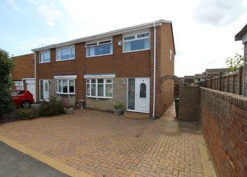Thumbnail Semi-detached house for sale in Penton Court, Billingham