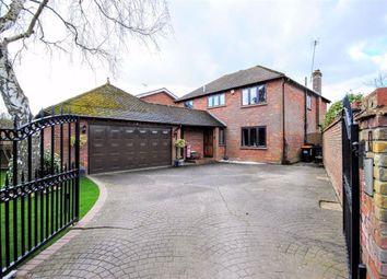 4 bed detached house for sale in Heath Green, Heath And Reach, Leighton Buzzard LU7