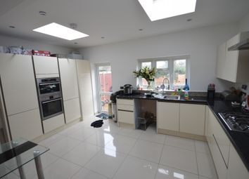 Thumbnail 4 bed terraced house to rent in Fairway Gardens, Ilford, Essex