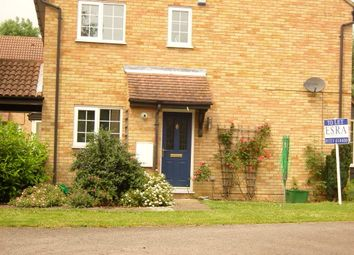 Thumbnail 2 bedroom semi-detached house to rent in The Sycamores, Milton, Cambridge