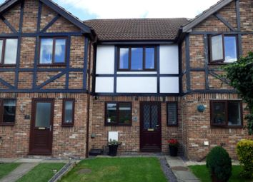 Thumbnail 2 bed town house for sale in Lincoln Drive, Mansfield Woodhouse, Mansfield