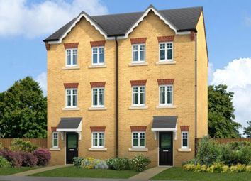 "Thumbnail 4 bed detached house for sale in ""The Ashbourne"" at Littleworth Lane, Barnsley"