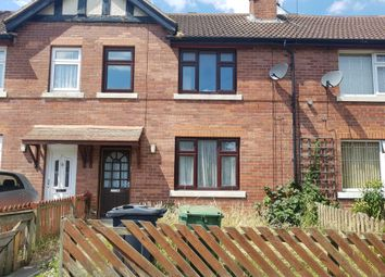 Thumbnail 3 bed terraced house to rent in Parker Road, Thornhill Lees, Dewsbury