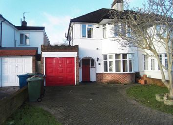 Thumbnail 3 bed property to rent in South Close, Rayners Lane, Pinner