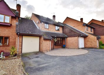 Thumbnail 3 bedroom link-detached house for sale in Dove Close, Thorley, Bishop's Stortford