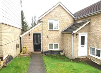 Thumbnail 2 bed semi-detached house for sale in Shaftesbury Way, Royston