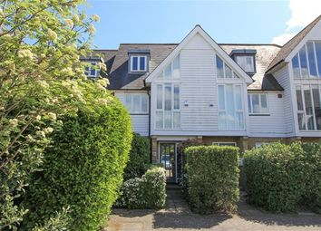 Thumbnail 3 bed terraced house for sale in Saxon Shore, Island Wall, Whitstable