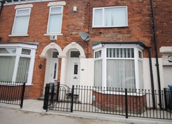 Thumbnail 3 bed terraced house for sale in Estcourt Street, Hull, East Yorkshire.