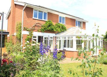 Thumbnail Detached house for sale in Bredon Close, Long Eaton, Nottingham