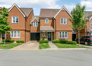 Thumbnail 4 bed link-detached house for sale in Burgess Hill, West Sussex