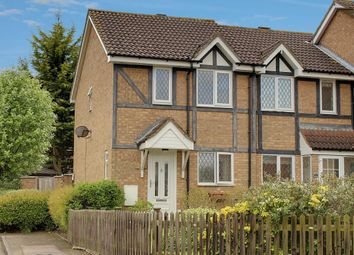 Thumbnail 3 bed end terrace house for sale in Shearwater Close, Stevenage