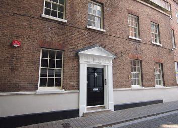 Thumbnail 2 bed flat to rent in 18 Berkeley Street, Gloucester