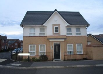 Thumbnail 3 bedroom detached house to rent in Joseph Hall Drive, Tipton