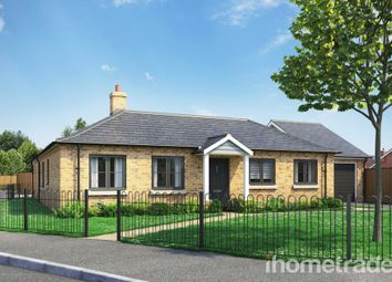 Thumbnail 3 bed bungalow for sale in Elm High Road, Wisbech, Cambridgeshire