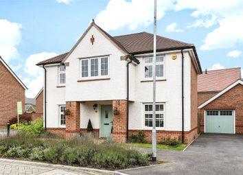 Thumbnail 4 bed detached house to rent in Goldcrest Road, Jennett's Park, Bracknell, Berkshire