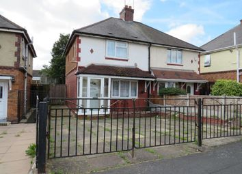 Thumbnail 3 bed semi-detached house to rent in Moor Street, Wednesbury