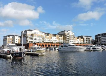 Thumbnail 4 bed flat for sale in Hamilton Quay, Eastbourne, East Sussex