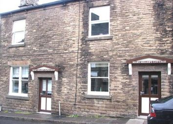 Thumbnail 1 bed terraced house to rent in Church Street, Hayfield