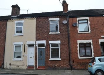Thumbnail 2 bed terraced house to rent in Harris Street, Penkhull, Stoke-On-Trent